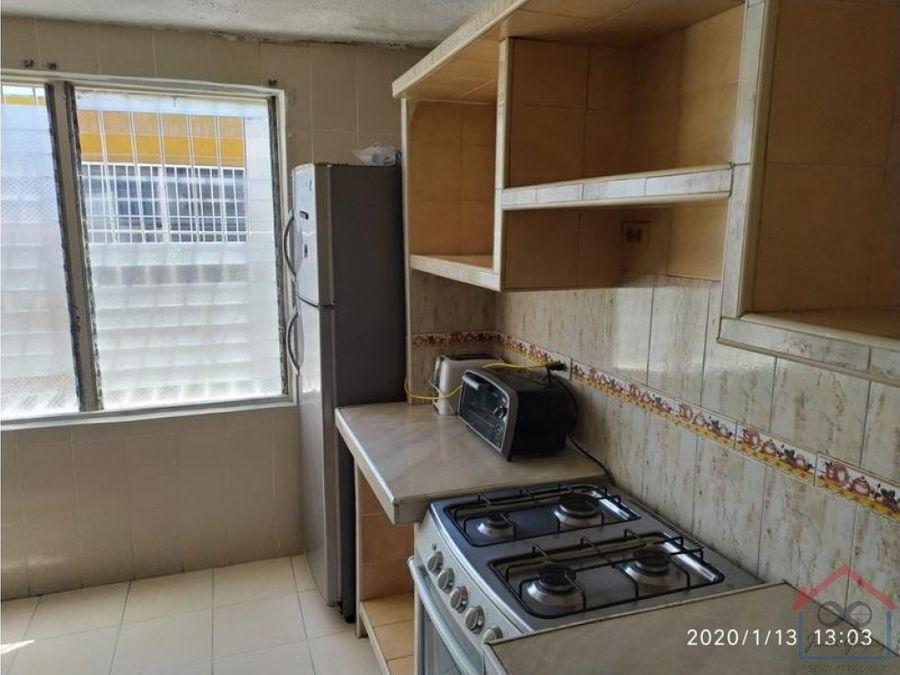 en venta acogedor apartamento en urb rio lama