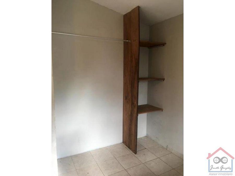 en venta casa economica en hacienda yucatan cuji