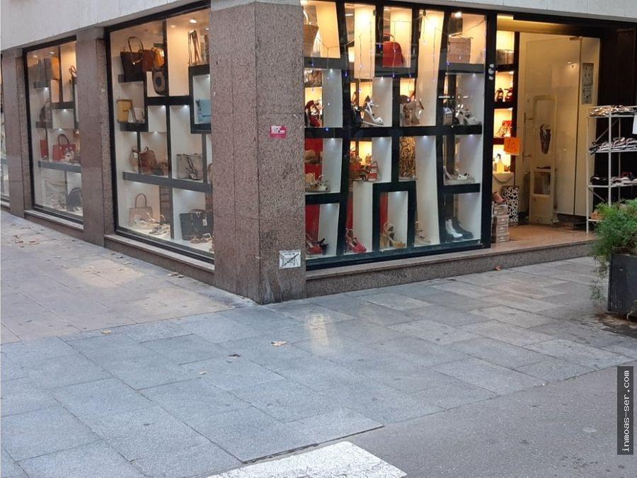traspaso zapateria poble nou barcelona
