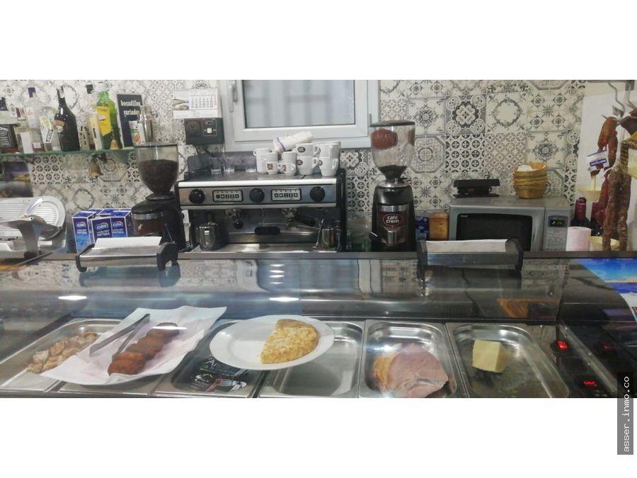traspaso restaurante c3 en clot sagrada familia barcelona