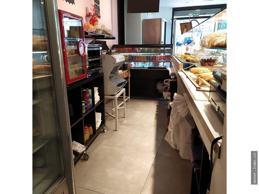 traspaso cafeteria c1 con obrador