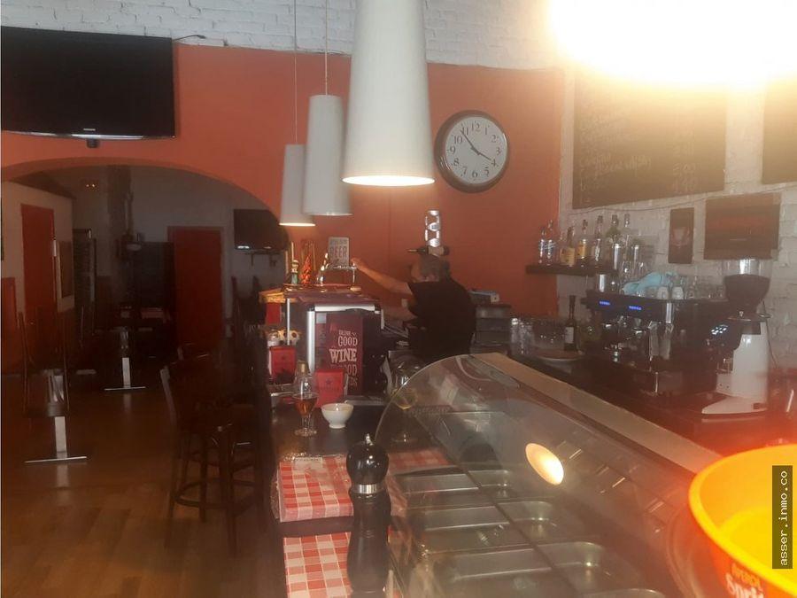 traspaso bar cafeteria c2 en dreta de leixample barcelona