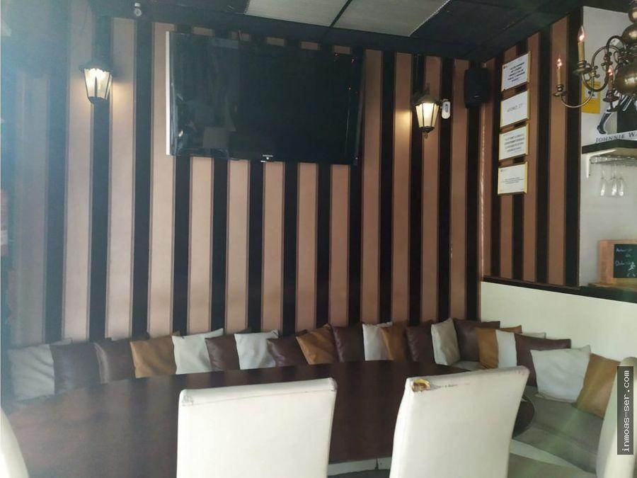 traspaso bar cocteleria c2 en villa olimpica barcelona