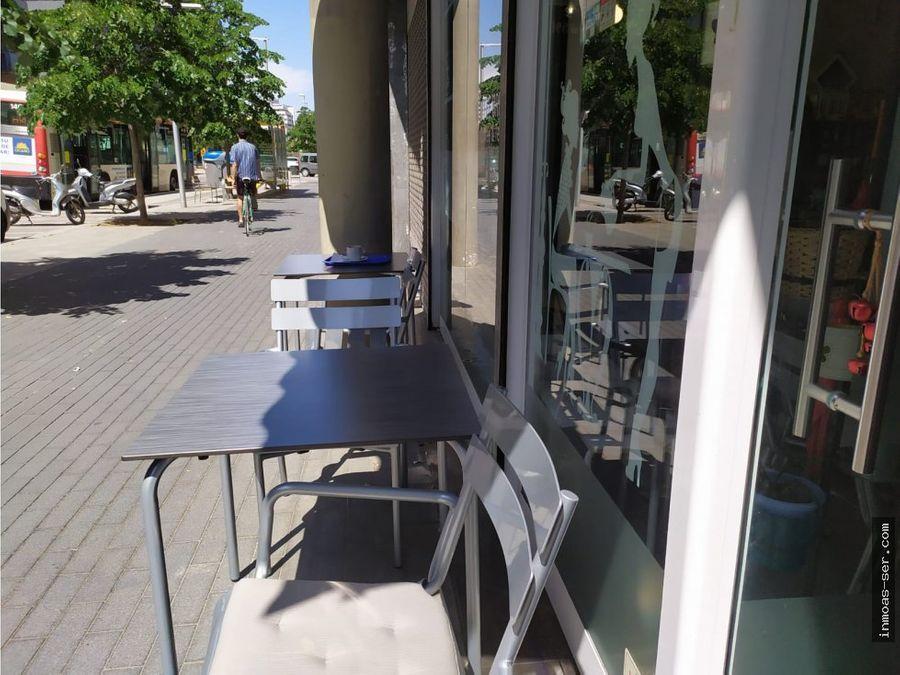 traspaso restaurante c3 poble nou barcelona