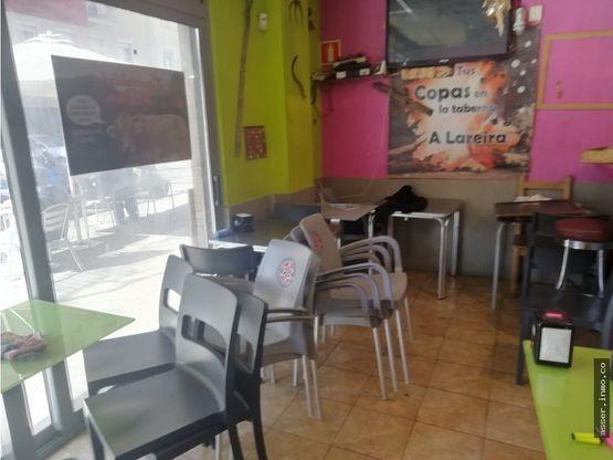 traspaso bar restaurante c3 en poble nou terraza