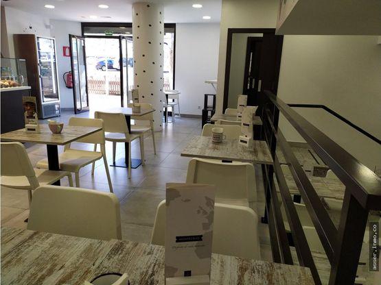 traspaso cafeteria cafeteria c1 con obrador