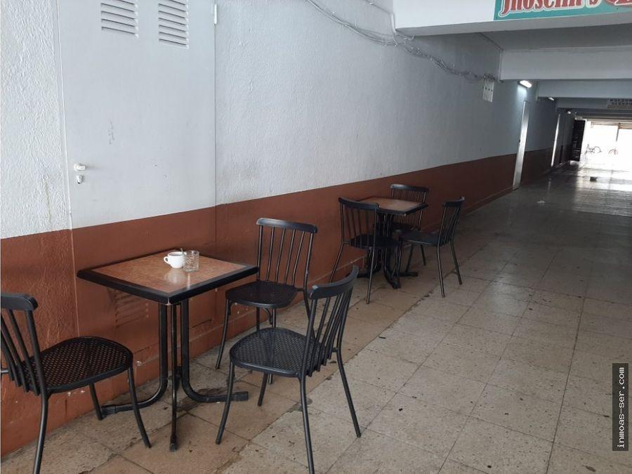 traspaso bar restaurante c3 en la verneda