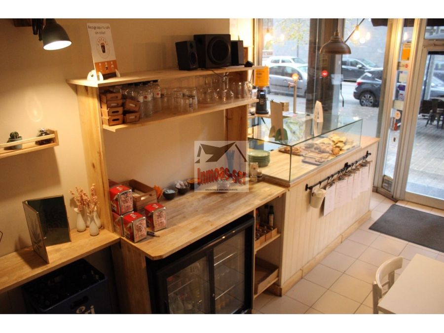 cafe restaurante en traspaso en at 22 poblenou barcelona