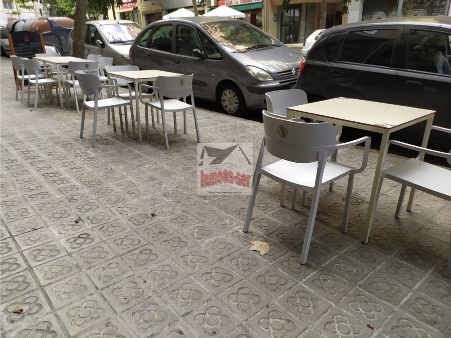 cafeteria c1 con degustacion en traspaso en el clot barcelona