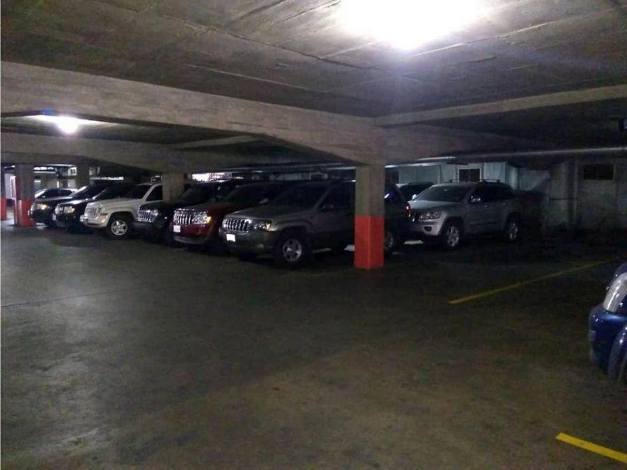 los dos caminos estacionamiento en venta