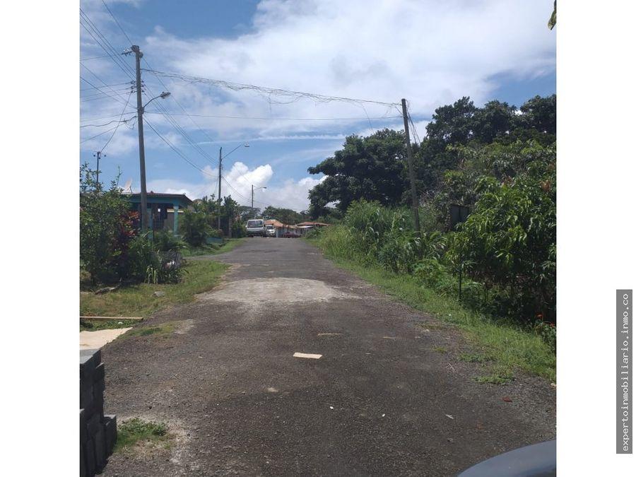 venta de terreno 5000 mts en villa de nazareth