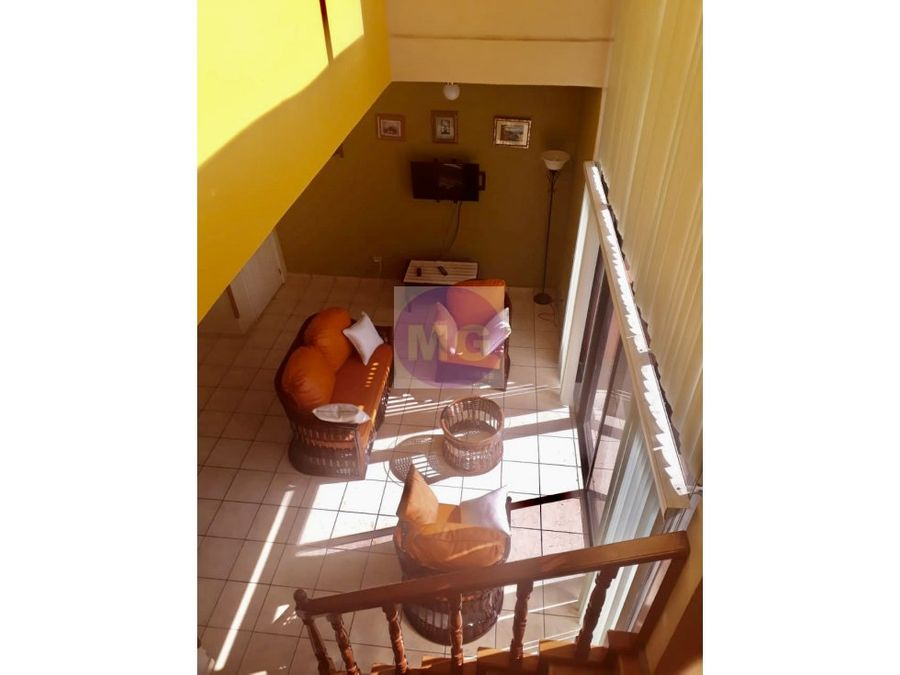 apartamento amueblado en lomas del guijarro