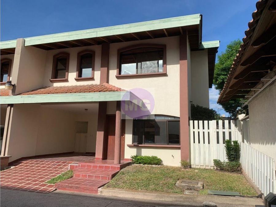 san ignacio town house