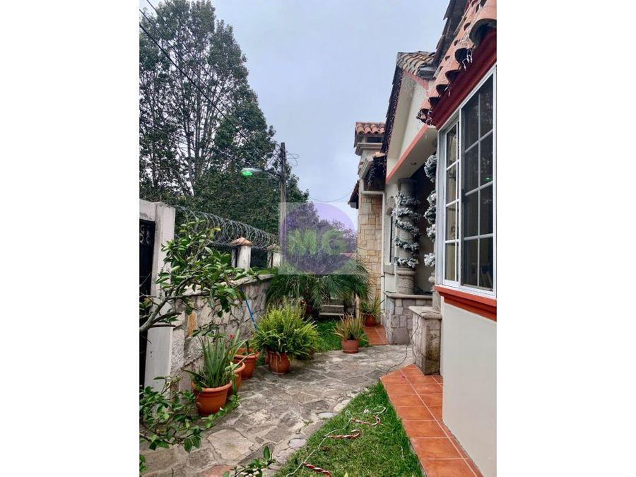 casa en venta santa lucia tegucigalpa