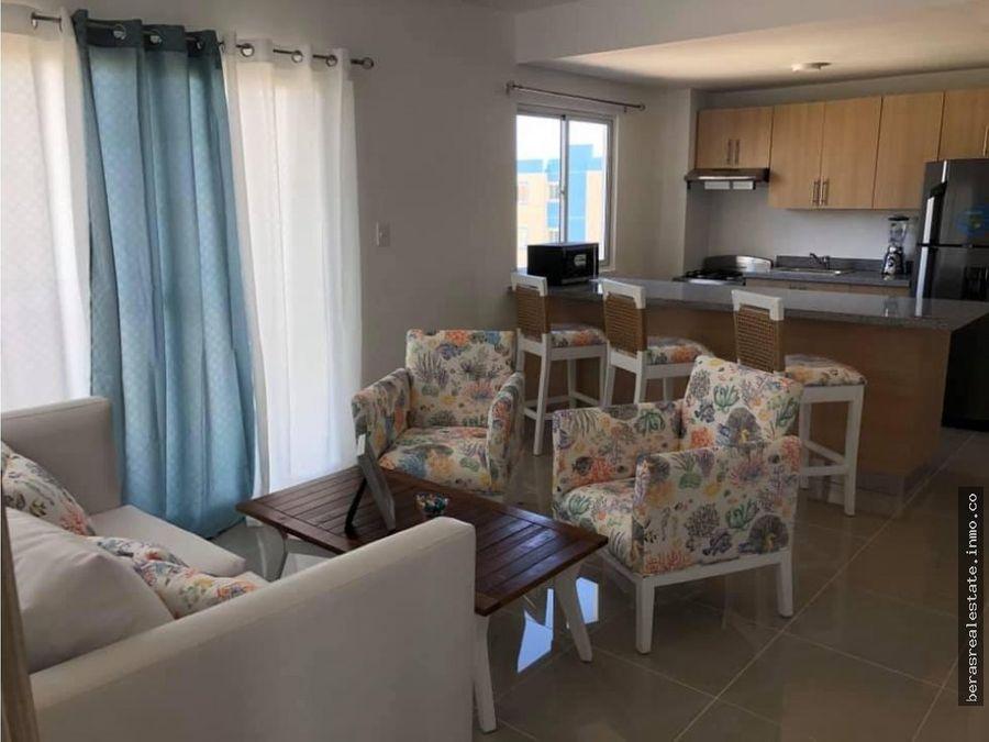 moderno apartamento en renta