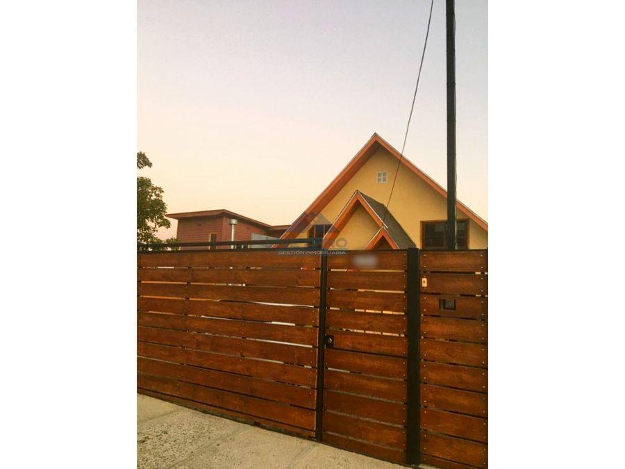 venta de casa en quilpue