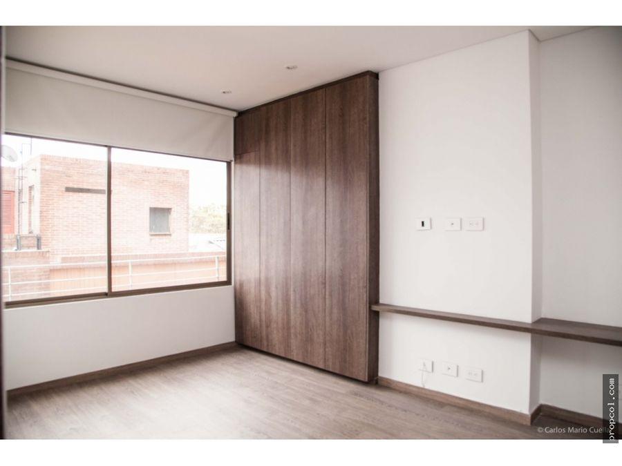 vendo apartamento con terraza en chico bogota