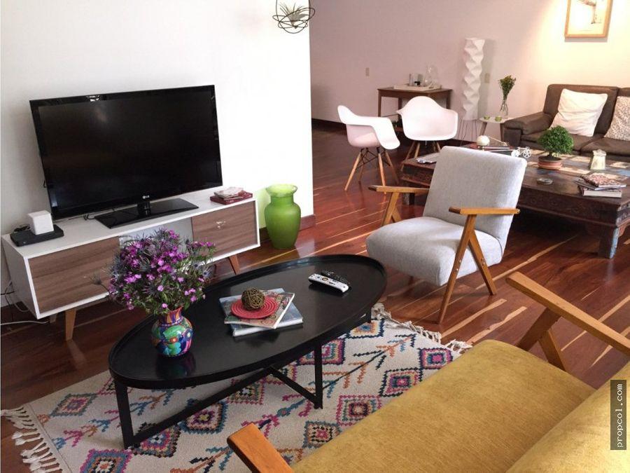 vendo excelente apartamento rosales