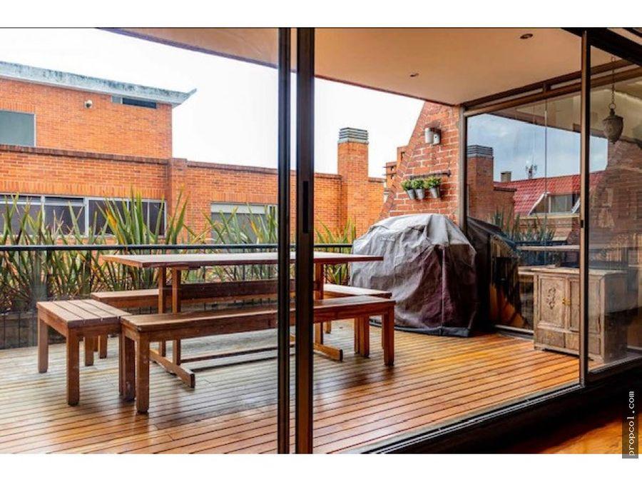 vendo penthouse duplex santa barbara