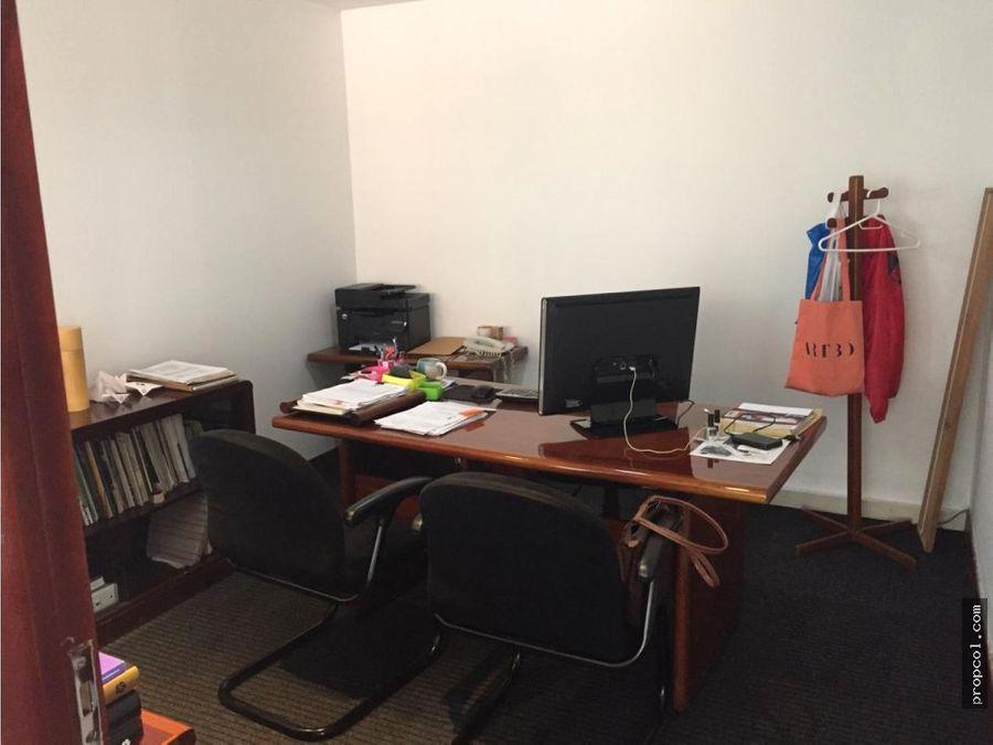 se vende oficina 700 mts en nogal bogota
