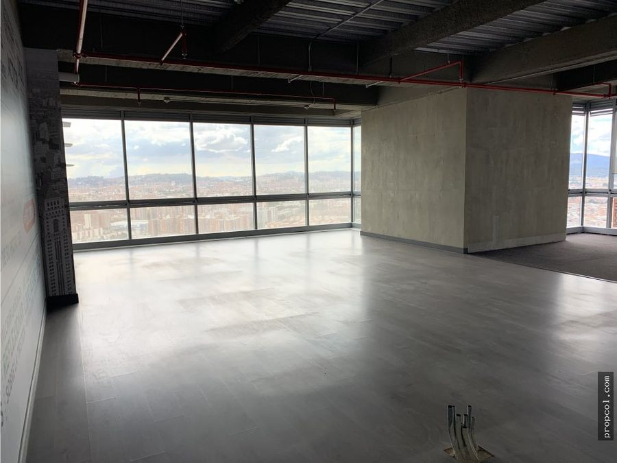 se vende oficina 230 mts north point bogota