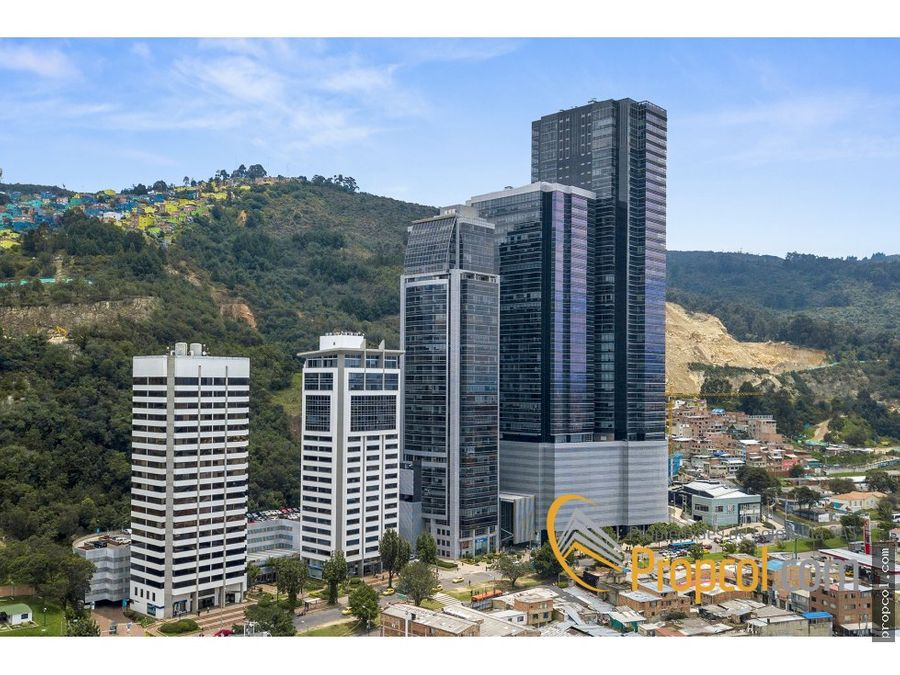 se vende oficina 113 mts north point bogota