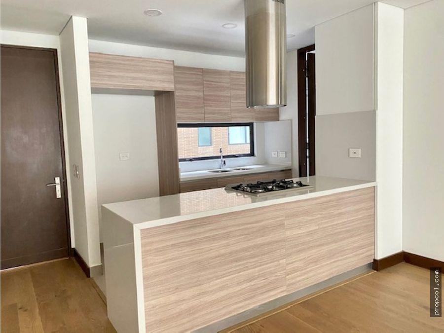 vendo excelente apartamento cabrera alta