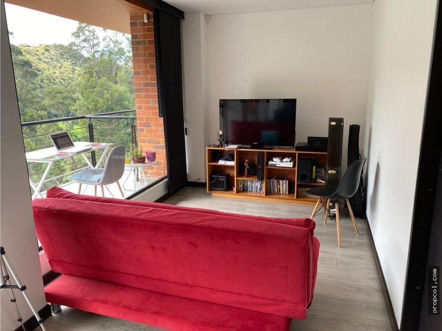 vendo espectacular apartamento calera