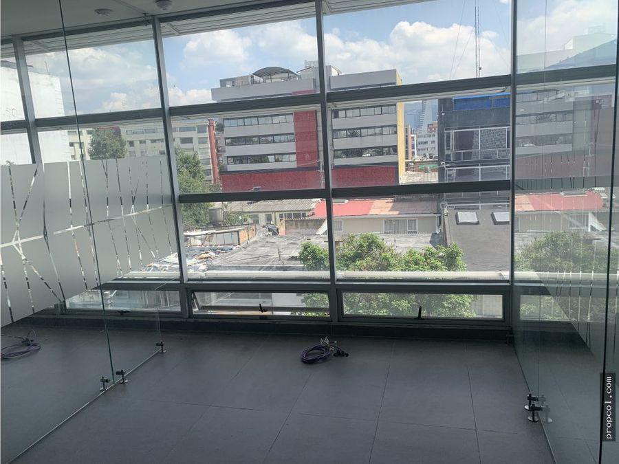 vendo edificio de oficinas la castellana bogota