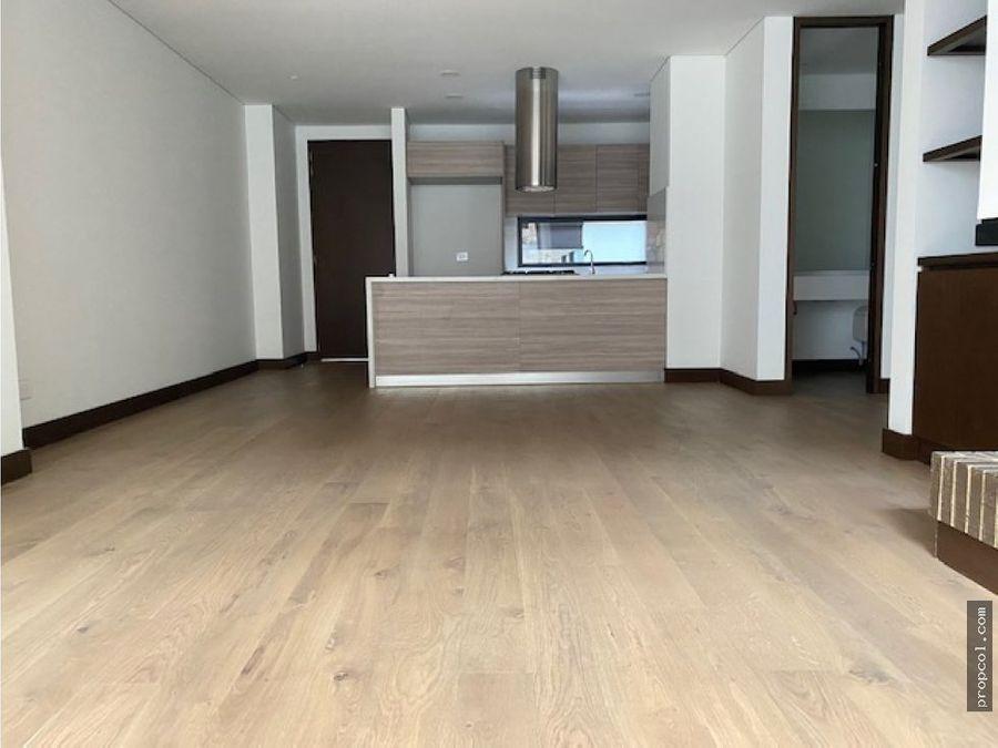 arriendo excelente apartamento cabrera alta