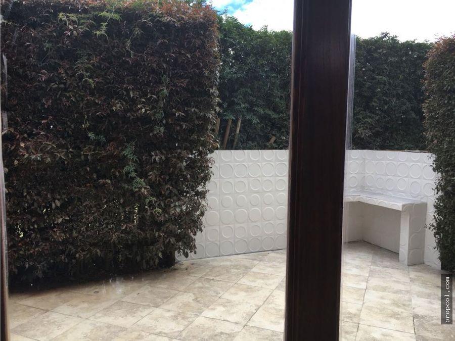 vendo casa remodelada en chia