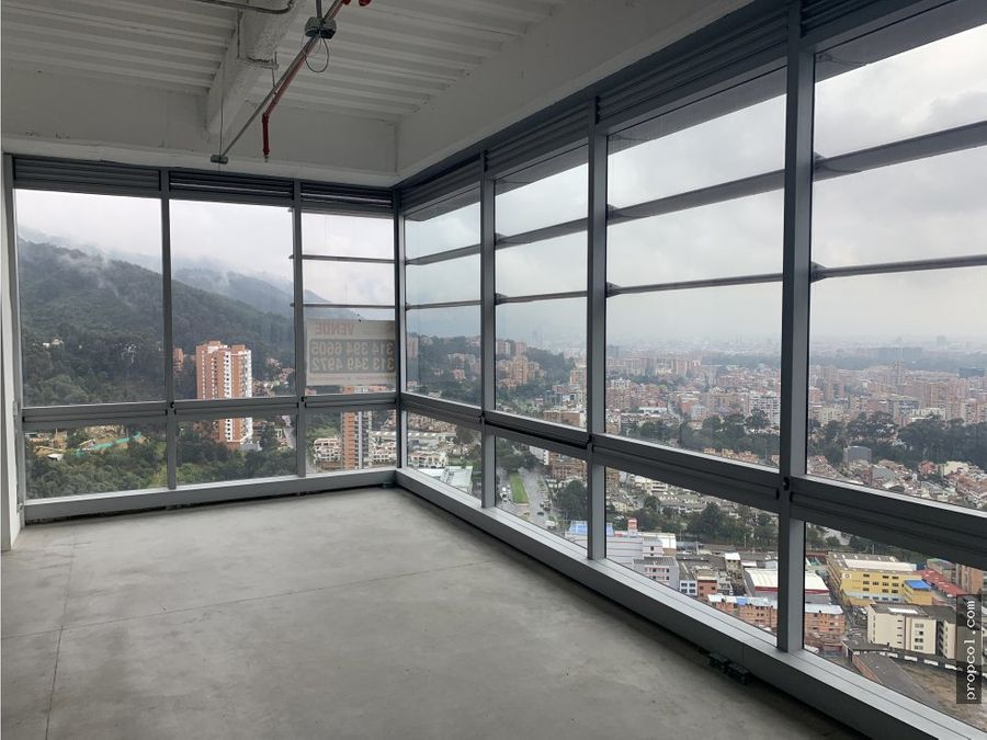 se vende oficina 145 mts north point bogota