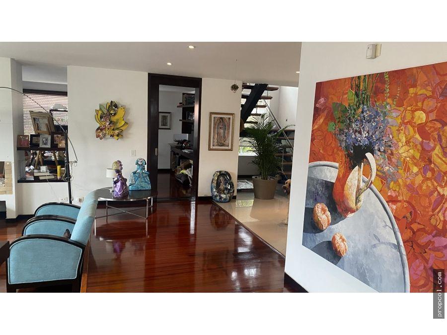 se vende casa en guaymaral chia