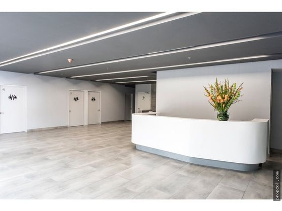 se arrienda oficina en chico 72 m2 bogota