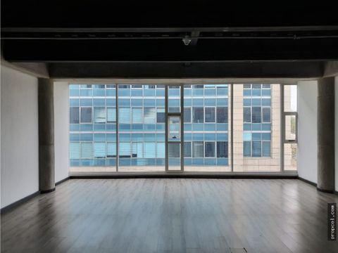 se arrienda oficina en chico 73 m2 bogota