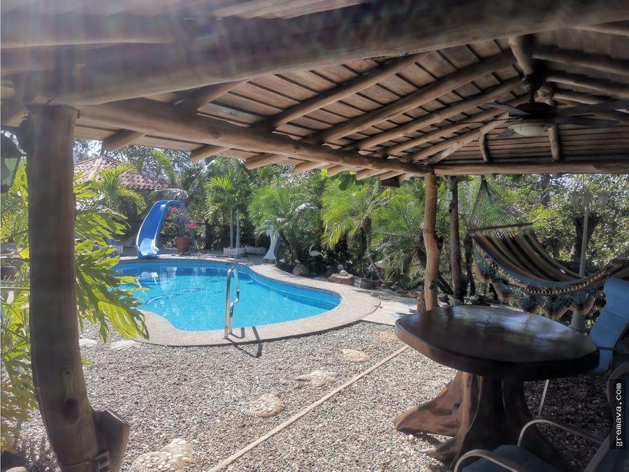 se vende casa en rio seco de santa cruz zona montana mar