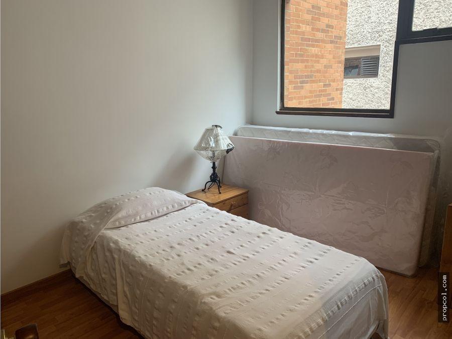 vendo apartamento en rosales bogota