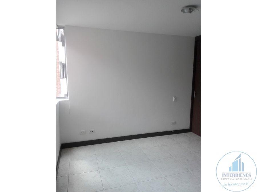 apartamento en arriendo loma del chocho envigado