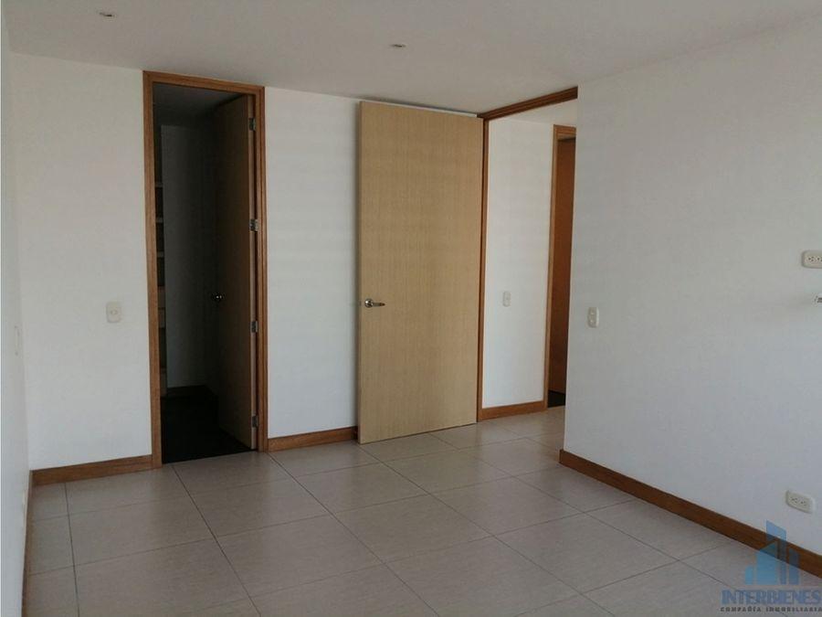 apartamento en arriendo en el esmeraldal envigado