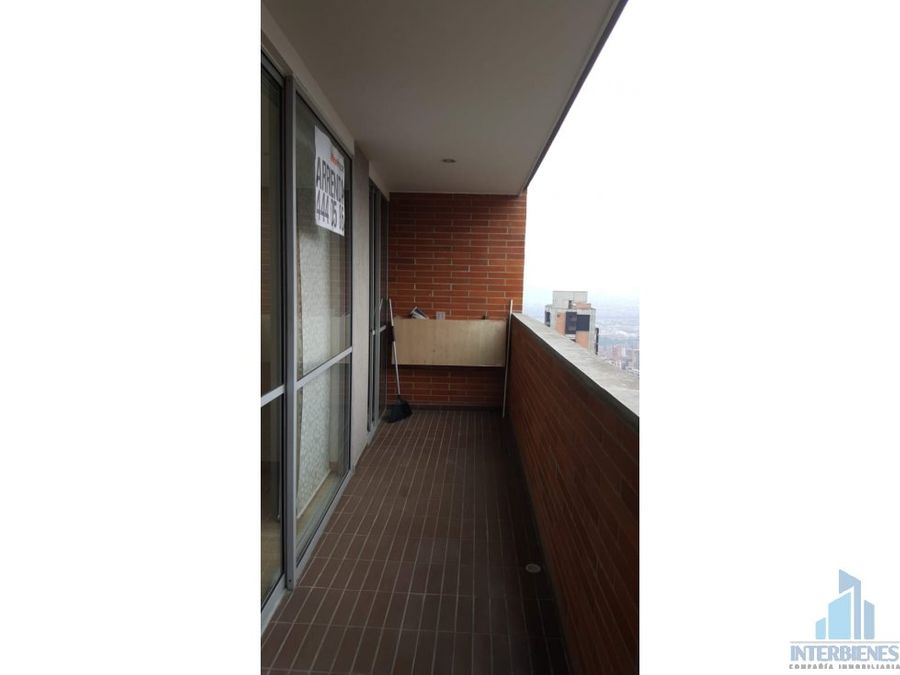 apartamento en arriendo loma de los gonzales envigado