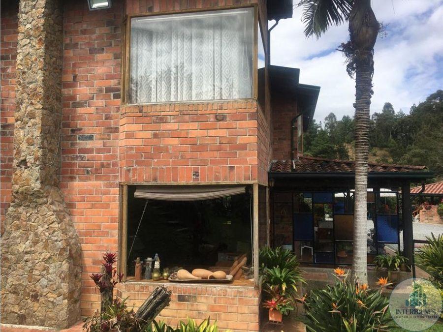 casa en venta la arcadia el retiro