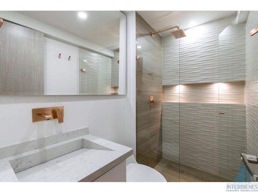 apartamento amoblado para venta en sabaneta