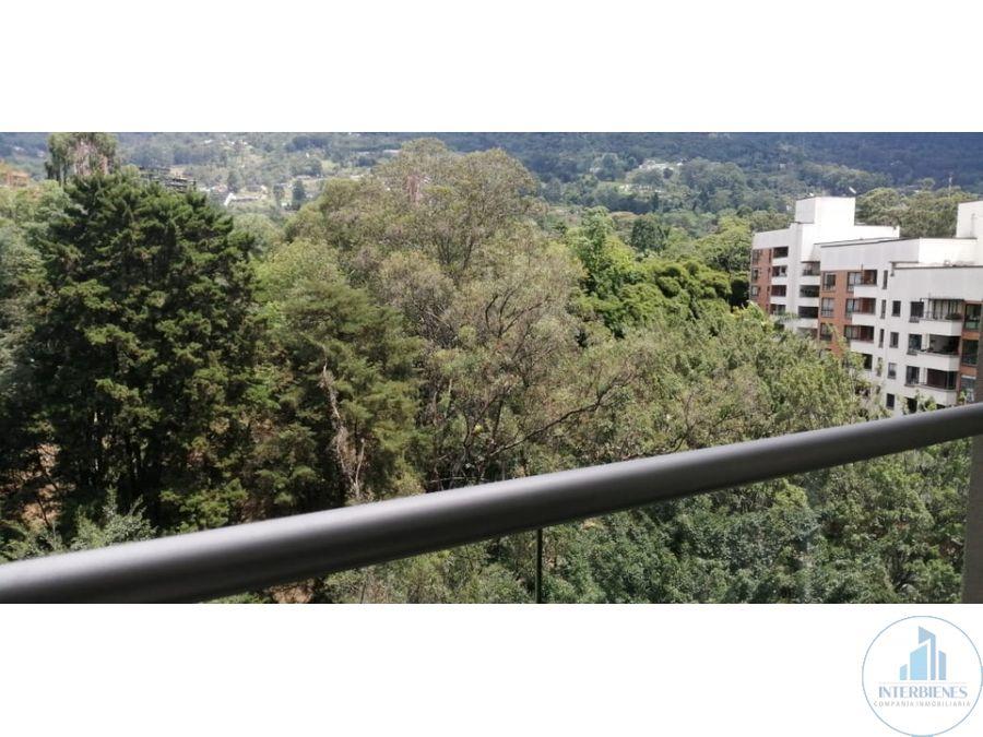 apartamento duplex en venta san lucas poblado medellin
