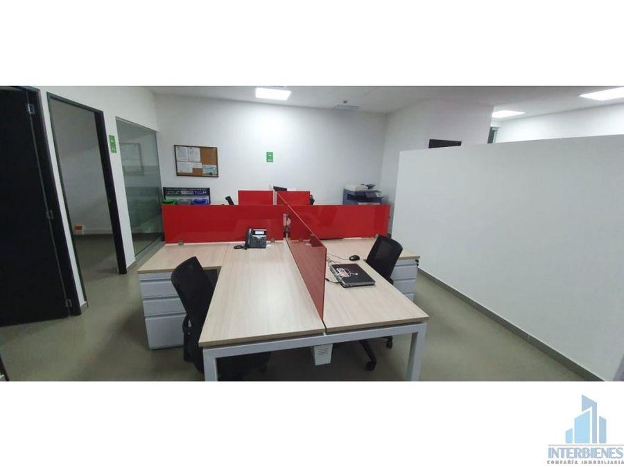 oficina en arriendo en el poblado medellin