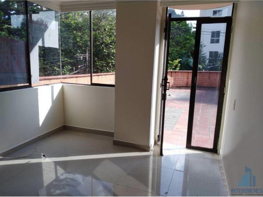 apartamento en venta en la aguacatala medellin