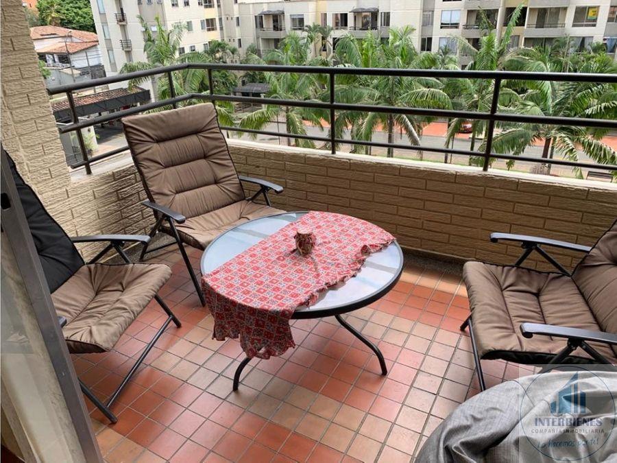 apartamento en venta patio bonito poblado