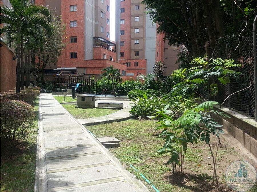 apartamento en venta en jardines de otra parte envigado