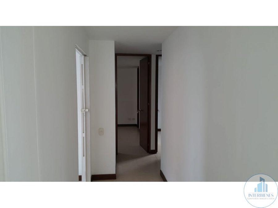 apartamento en arriendo esmeraldal envigado