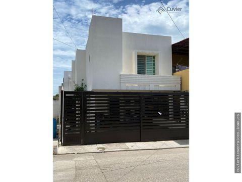 cv494 vg casa en venta col las americas