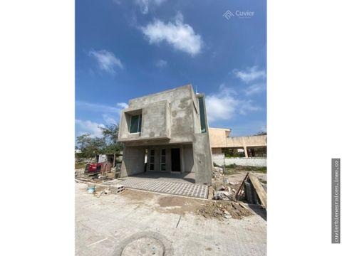 cv367 rs casas nuevas en venta col jardines de champayan